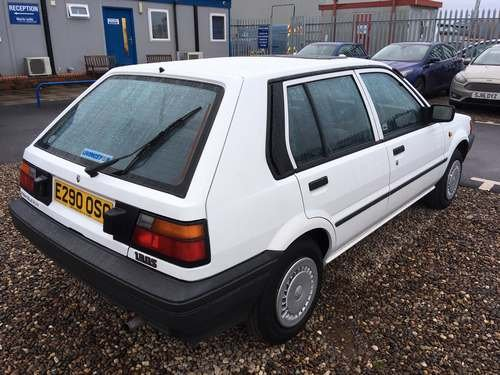 1988 Nissan Sunny GS at Morris Leslie Auction 23rd February  SOLD by Auction (picture 2 of 6)