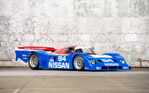 1990 Nissan NPT-90 Group C IMSA For Sale (picture 1 of 6)
