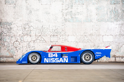1990 Nissan NPT-90 Group C IMSA For Sale (picture 2 of 6)