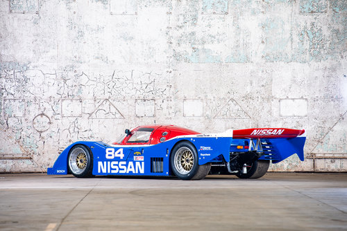 1990 Nissan NPT-90 Group C IMSA For Sale (picture 3 of 6)