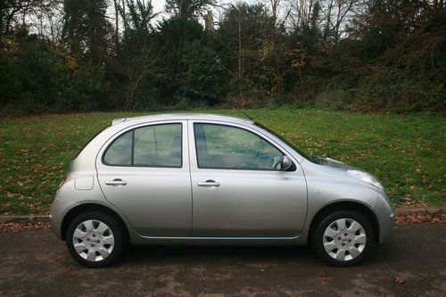 Nissan Micra SE.. Only 18,750 Miles.. 5 Door Hatchback SOLD (picture 6 of 6)