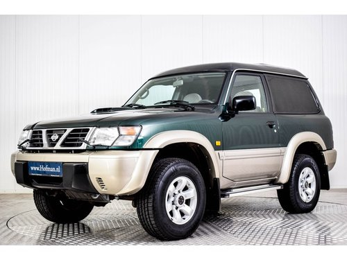 1999 Nissan Patrol GR 2.8 TDi 4X4 109.844 km! For Sale (picture 1 of 6)