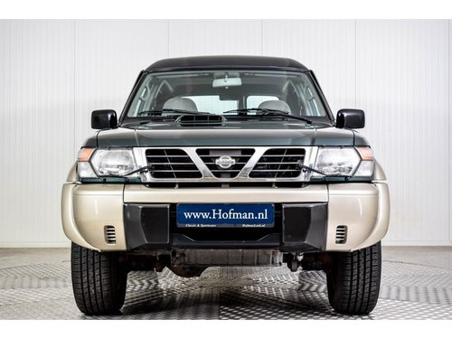1999 Nissan Patrol GR 2.8 TDi 4X4 109.844 km! For Sale (picture 3 of 6)