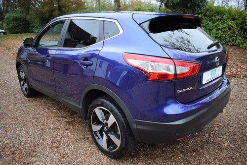 2016 Nissan Qashqai 1.6 dCi N-TEC Xtronic  SOLD (picture 2 of 6)