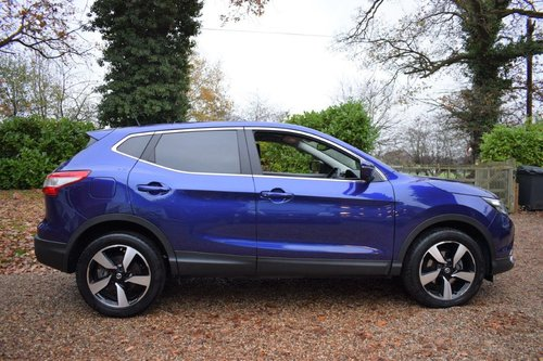 2016 Nissan Qashqai 1.6 dCi N-TEC Xtronic  SOLD (picture 3 of 6)