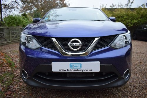 2016 Nissan Qashqai 1.6 dCi N-TEC Xtronic  SOLD (picture 4 of 6)