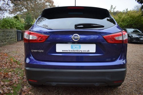 2016 Nissan Qashqai 1.6 dCi N-TEC Xtronic  SOLD (picture 5 of 6)