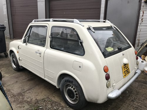 NISSAN PAO 1989, runs and looks great For Sale (picture 2 of 6)