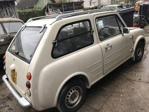 NISSAN PAO 1989, runs and looks great For Sale (picture 4 of 6)