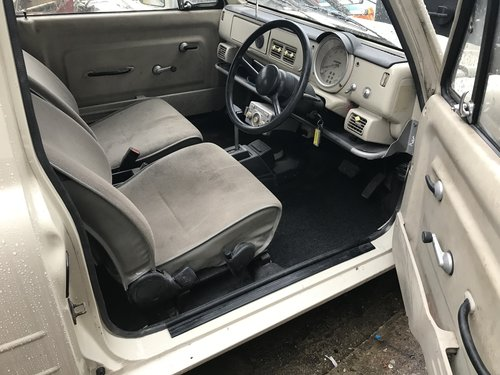 NISSAN PAO 1989, runs and looks great For Sale (picture 5 of 6)