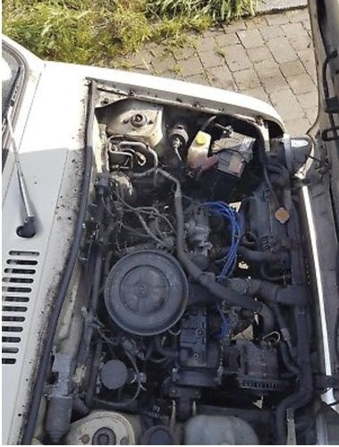 NISSAN PAO 1989, runs and looks great For Sale (picture 6 of 6)