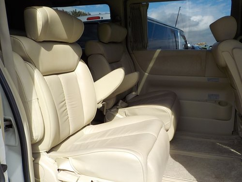 2005 NISSAN ELGRAND NISSAN ELGRAND 3.5 XL 4WD 7 SEATS SUNROOFS SOLD (picture 4 of 6)