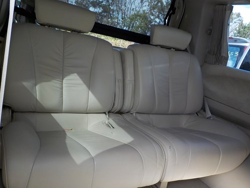2005 NISSAN ELGRAND NISSAN ELGRAND 3.5 XL 4WD 7 SEATS SUNROOFS SOLD (picture 5 of 6)