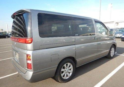 2005 NISSAN ELGRAND 3.5 X * TWIN POWER DOORS * BUSINESS SEATS *  For Sale (picture 2 of 6)