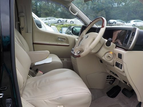 NISSAN ELGRAND 2007 E51 3.5 HIGH SPEC X MODEL * 8 SEATER *  For Sale (picture 3 of 6)