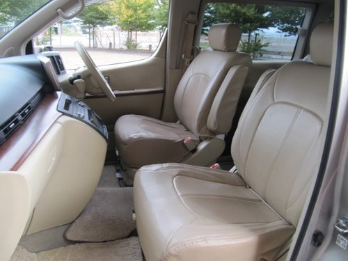 2006 NISSAN ELGRAND FACELIFT HIGHWAY STAR 2.5 E51 ME51 AUTOMATIC SOLD (picture 3 of 6)