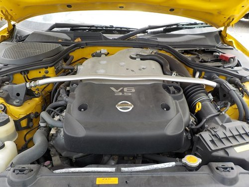2005 NISSAN 350Z 3.5 FAIRLADY Z COUPE Z33 VERSION T * LEATHER  For Sale (picture 6 of 6)