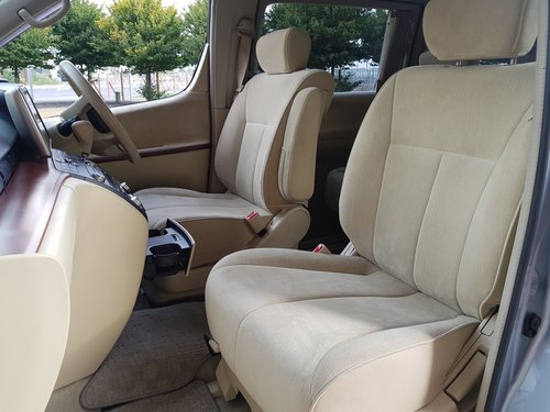 2004 NISSAN ELGRAND 3.5 AUTOMATIC * 8 SEATER TWIN POWER DOORS *  SOLD (picture 3 of 6)