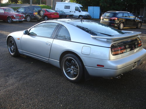 1995 Nissan Fairlady Z 300ZX For Sale (picture 4 of 6)