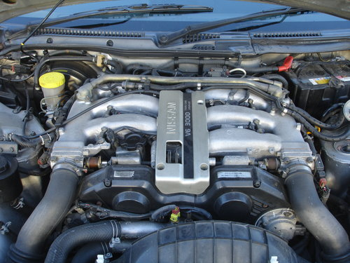 1995 Nissan Fairlady Z 300ZX For Sale (picture 6 of 6)