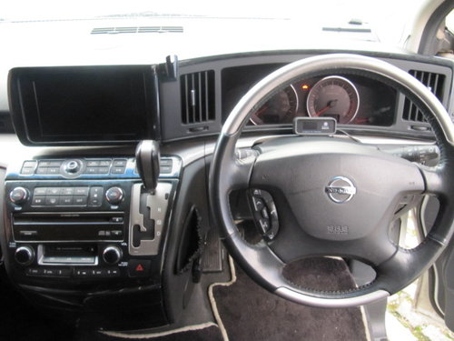 2006 NISSAN ELGRAND 2.5 RIDER S 4X4 ONLY 49000 MILES BODY KIT  For Sale (picture 6 of 6)