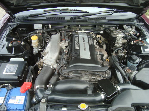 1998 Nissan 200SX 2 owners 42000 miles. Superb original example. For Sale (picture 6 of 6)