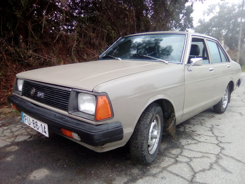 1984 Nissan B 310 SOLD (picture 1 of 2)