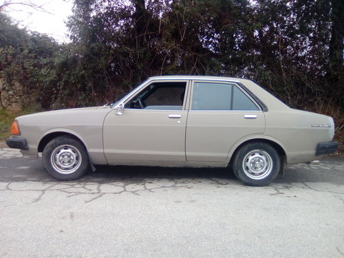 1984 Nissan B 310 SOLD (picture 2 of 2)