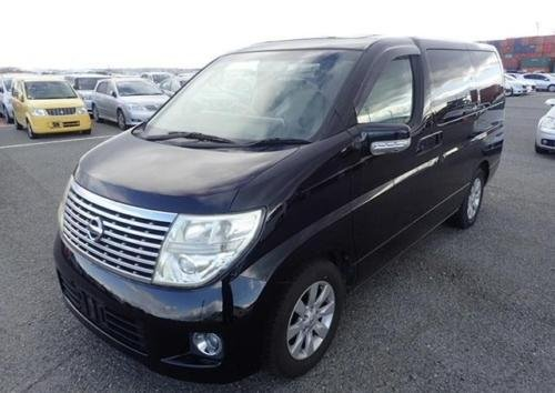 NISSAN ELGRAND 2006 3.5 XL 7 SEATS TWIN SUNROOF LEATHER *  SOLD (picture 1 of 6)