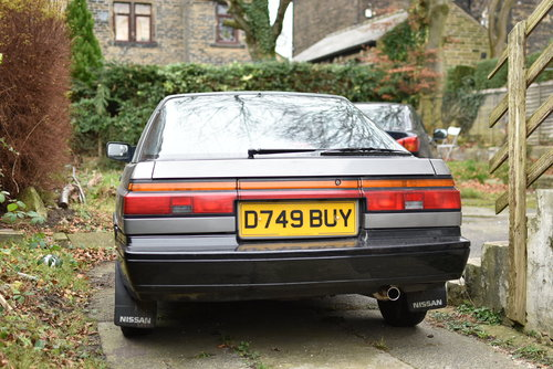 1987 Nissan Sunny coupe 1.6 rare barn find For Sale (picture 3 of 6)