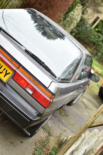 1987 Nissan Sunny coupe 1.6 rare barn find For Sale (picture 5 of 6)