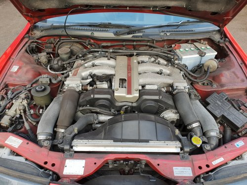 1992 Nissan 300ZX Turbo 2+2 Auto T Bar Roof For Sale (picture 6 of 6)