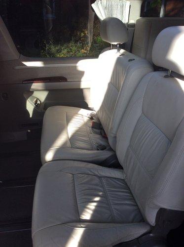 1999 Rare DUAL FUEL Nissan Elgrand Auto For Sale (picture 3 of 4)