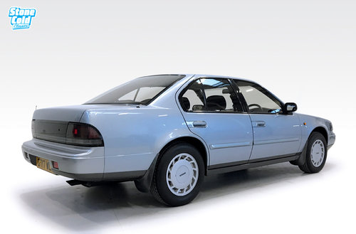 1989 Nissan Maxima 3.0i V6 auto show car condition For Sale (picture 2 of 6)