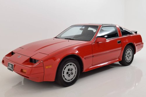 1986 Nissan 300ZX 1 Owner Car / Neuzustand! For Sale (picture 1 of 6)