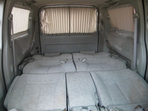 2002 NISSAN ELGRAND 3.5 TWIN SUNROOFS CURTAINS * ONLY 32000 MILES For Sale (picture 6 of 6)