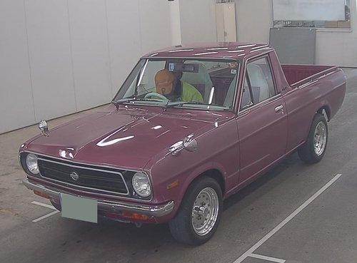 1982 NISSAN SUNNY TRUCK PICK UP 1.2 RETRO RIDE JDM UTE *  SOLD (picture 1 of 6)