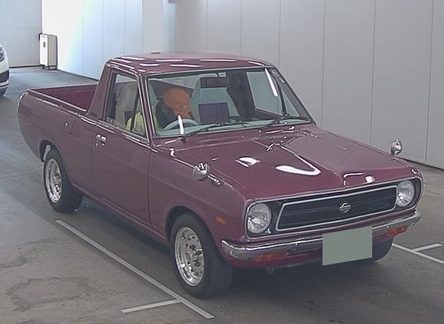 1982 NISSAN SUNNY TRUCK PICK UP 1.2 RETRO RIDE JDM UTE *  SOLD (picture 2 of 6)