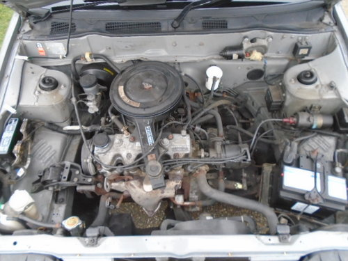 1987 Nissan Sunny 1.3 LX For Sale (picture 6 of 6)