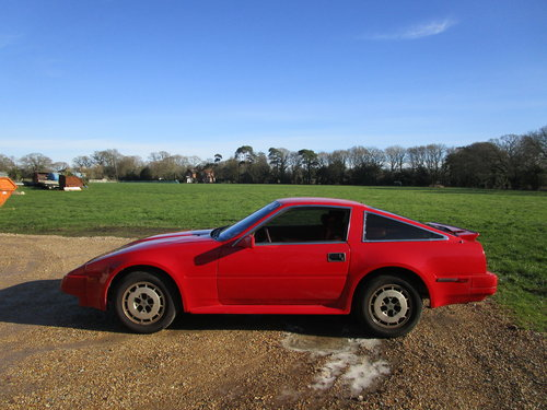 1986 Nissan 300zx  Slick Top 5 speed Coupe. Rare & Very Rust Free For Sale (picture 2 of 6)