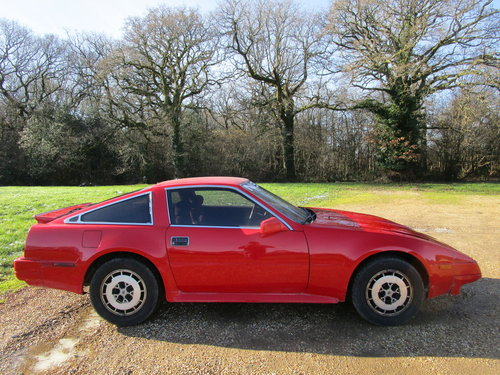 1986 Nissan 300zx  Slick Top 5 speed Coupe. Rare & Very Rust Free For Sale (picture 3 of 6)