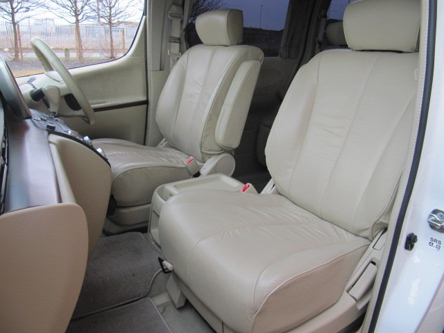 2006 NISSAN ELGRAND 3.5 XL 4X4 TOP OF THE RANGE * TWIN SUNROOF  SOLD (picture 3 of 6)
