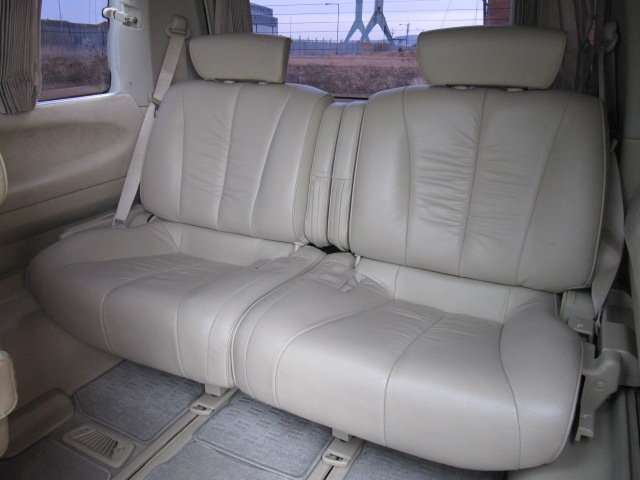 2006 NISSAN ELGRAND 3.5 XL 4X4 TOP OF THE RANGE * TWIN SUNROOF  SOLD (picture 5 of 6)