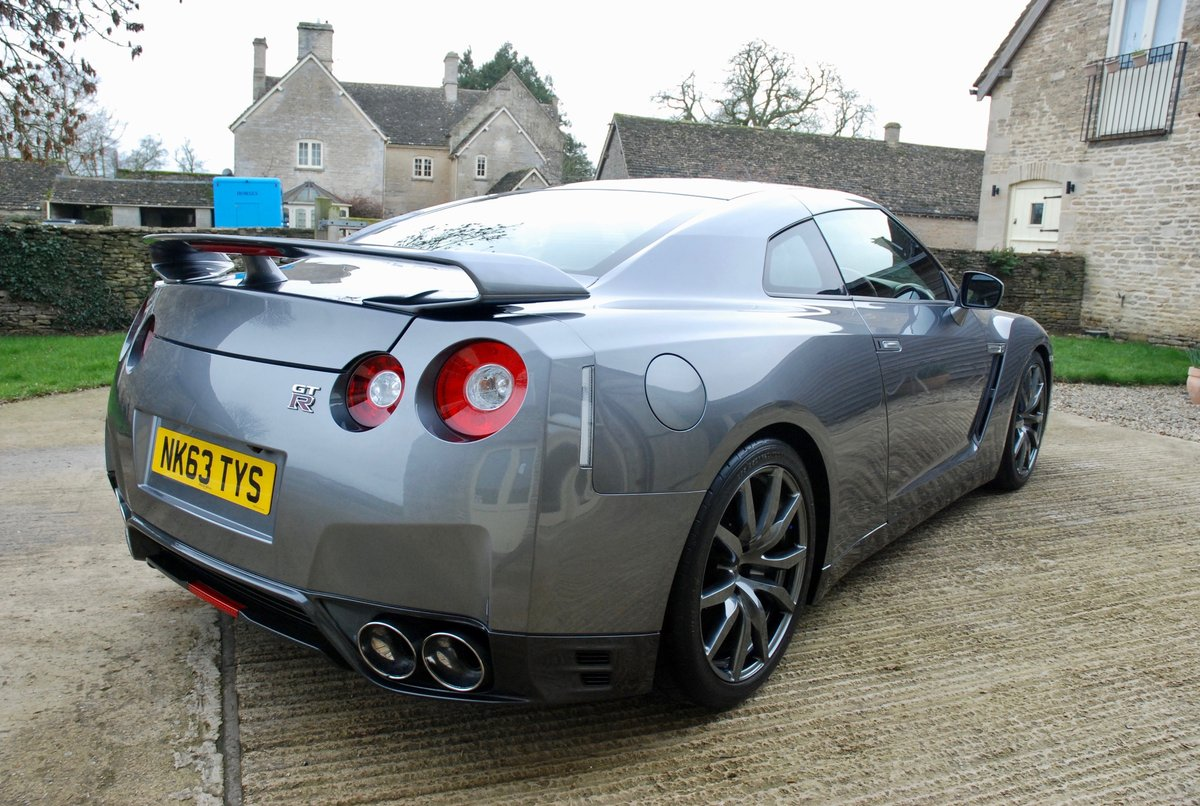 2013 Nissan GTR, Superb example ash For Sale (picture 4 of 6)