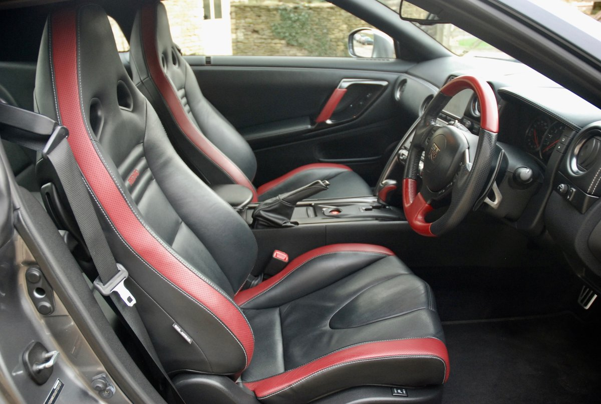 2013 Nissan GTR, Superb example ash For Sale (picture 5 of 6)