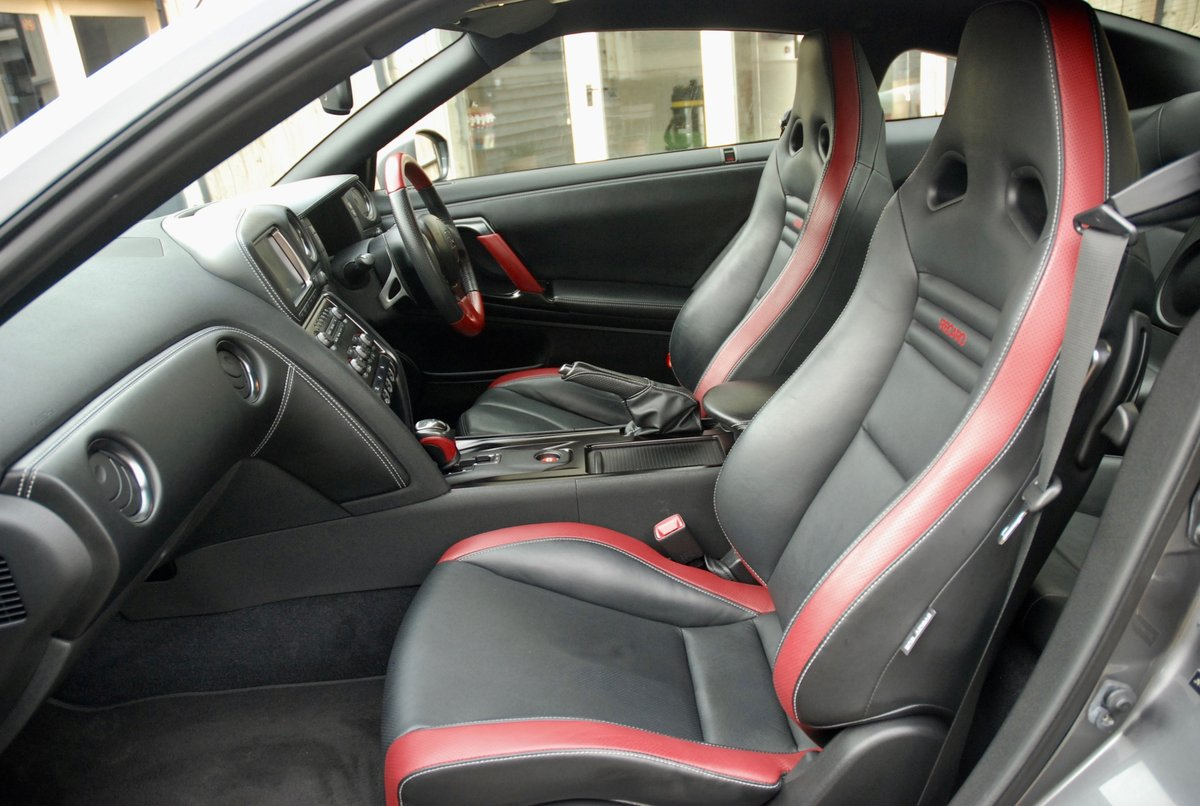 2013 Nissan GTR, Superb example ash For Sale (picture 6 of 6)