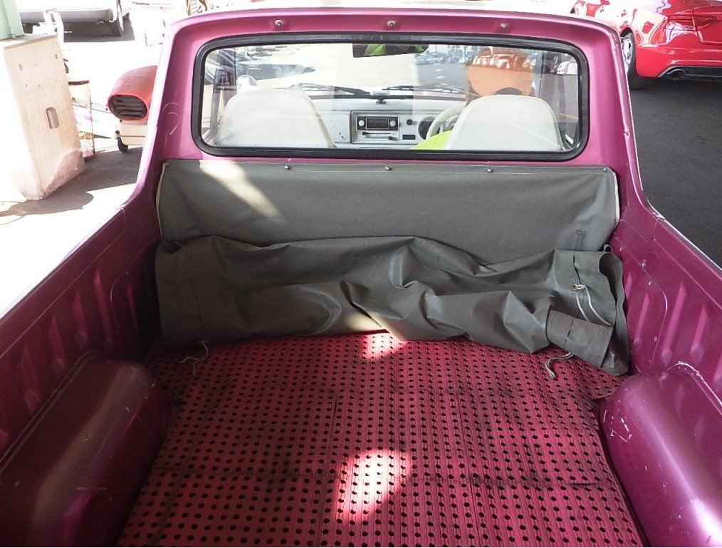 1982 NISSAN SUNNY TRUCK PICK UP 1.2 RETRO RIDE JDM UTE *  SOLD (picture 6 of 6)
