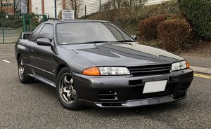 1992 Nissan Skyline R32 GT-R Original Car Low KM NISMO For Sale