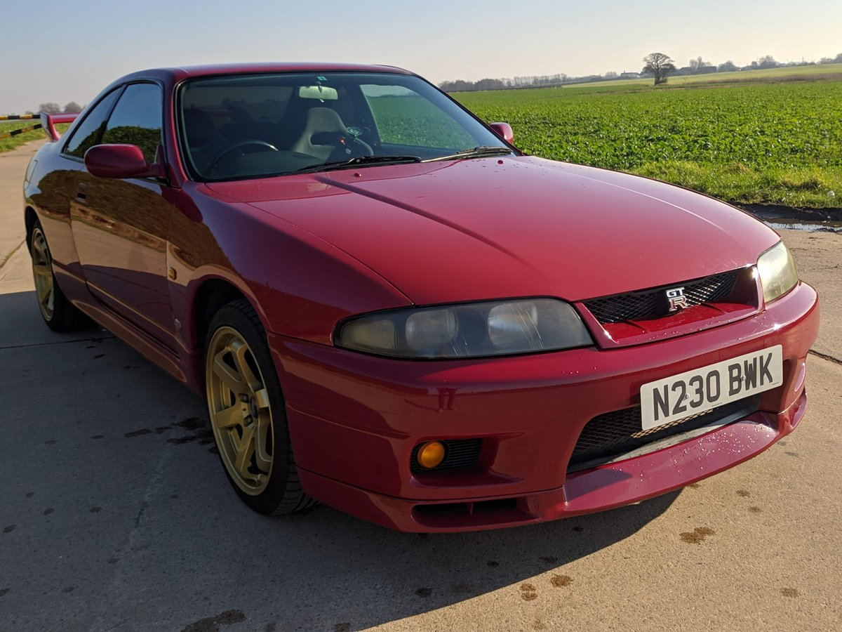1996 Nissan Skyline R33 GTR For Sale (picture 1 of 6)