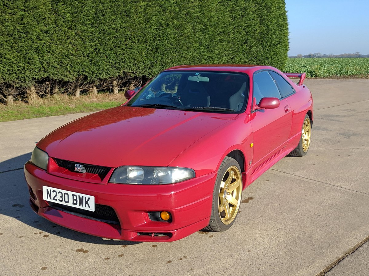 1996 Nissan Skyline R33 GTR For Sale (picture 3 of 6)